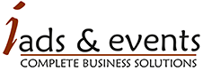 Welcome to i ads & events
